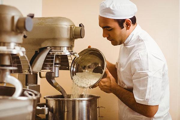 Equipement professionnel de boulangerie