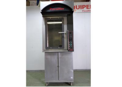 Four ventilé TOPAZE L08 – PAVAILLER